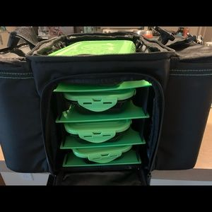 Meal prep lunch box. Barely used.